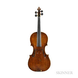 German Violin, Klotz School