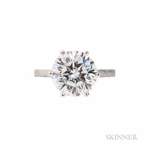 Diamond Solitaire, Bucherer