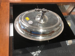 Tiffany & Co. Sterling Silver Vegetable Tureen