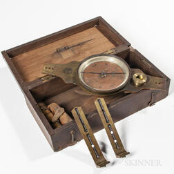 William J. Young Surveyor's Compass