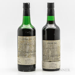 Smith Woodhouse 1970, 2 bottles