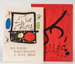 Miro, Joan (1893-1983) El Vol de L'Alosa  , Signed Limited Edition.