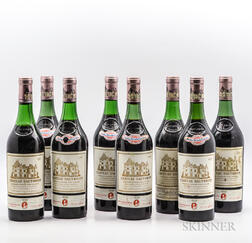 Chateau Haut Brion 1967, 10 bottles