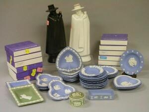 Group of Modern Wedgwood Items