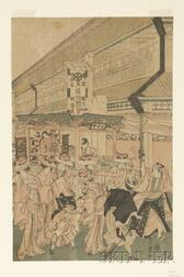 Ten Early Japanese Prints
