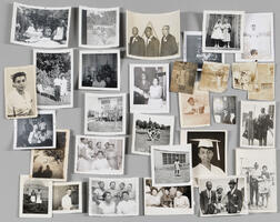 Collection of Family Photographs, 1920-60s.