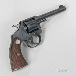 Colt Police Positive Double-action Revolver