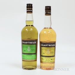 Mixed Chartreuse, 1 750ml bottle 1 70cl bottle Spirits cannot be shipped. Please see http://bit.ly/sk-spirits for more info.