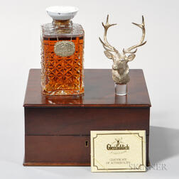 Glenfiddich Stags Head Decanter 30 Years Old, 1 750ml bottle (pc)