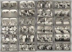 Stereoview Cards of the Cotton Industry