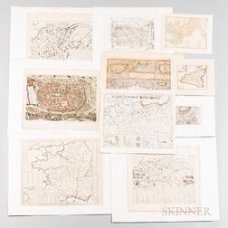 Seventy-five Maps of Europe
