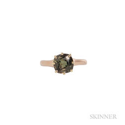 Antique Alexandrite Ring