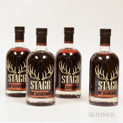 Stagg Jr., 4 750ml bottles