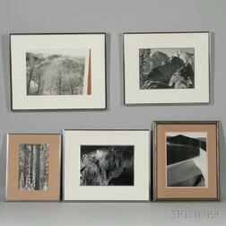 Six Framed Assorted Photographs
