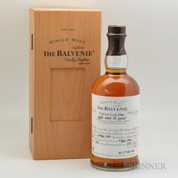 Balvenie 30 Years Old 1966, 1 750ml bottle (owc)