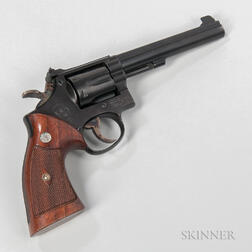 Smith & Wesson Model 14 Double-action Revolver