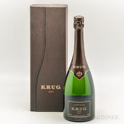 Krug 2002, 1 bottle (ogb)
