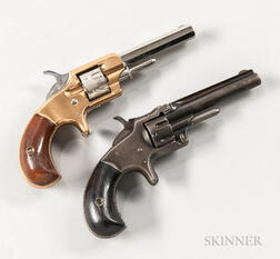 Two Pocket Revolvers