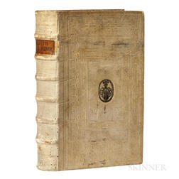 Briet, Philippe (1601-1668) Annales Mundi sive Chronicon Universale.