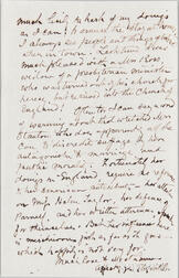 Blackwell, Elizabeth (1821-1910) Autograph Letter Signed, Rock House, Hastings, 21 March 1891.