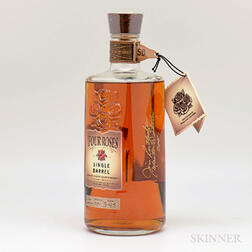 Four Roses Single Barrel, 1 750ml bottle