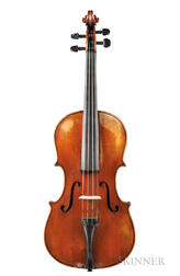 English Violin, Thomas James Hilton, Gorleston, 1910