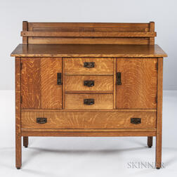 L. & J.G. Stickley Sideboard