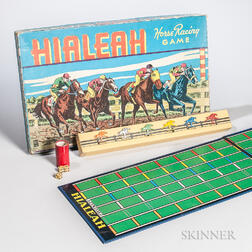 """HIALEAH"" Horse Racing Game"