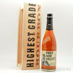 Fred Noe Select 6 Years Old, 1 750ml bottle (owc)