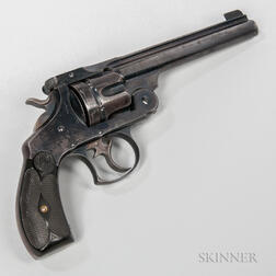 Smith & Wesson Model .44 Double-action Frontier Revolver