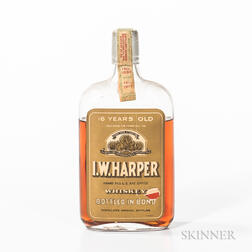 IW Harper 16 Years Old 1917, 1 pint bottle