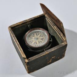 Boxed Gimbaled Compass