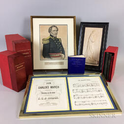 Group of Military-related Items