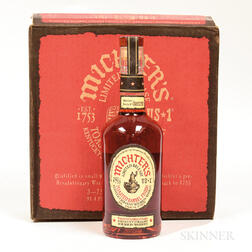 Michter's US1 Toasted Barrel Finish