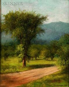 Harriet Wood Robinson (American, 1858-1940)    Country Road