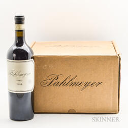 Pahlmeyer Merlot 2004, 6 bottles (oc)