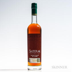Buffalo Trace Antique Collection Sazerac Rye 18 Years Old 1983, 1 750ml bottle