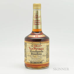 Old Rip Van Winkle 10 Years Old, 1 750ml bottle