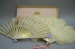 Two 19th Century French Hand Fans