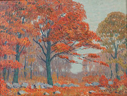 Harry Neyland (American, 1877-1958)      Autumn's Splendor