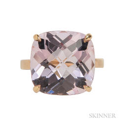 "18kt Gold and Amethyst ""Sparklers"" Ring, Tiffany & Co."