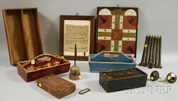 Group of Assorted Country and Decorative Accessories