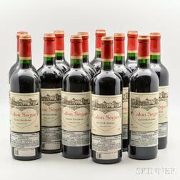 Chateau Calon Segur 2005, 12 bottles