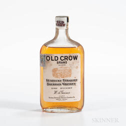 Old Crow 4 Years Old 1940, 1 pint bottle