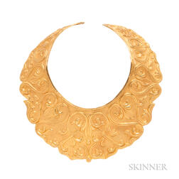High-karat Gold Necklace