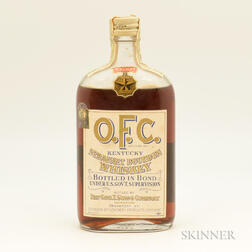OFC 17 Years Old 1916, 1 pint bottle