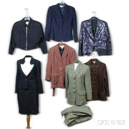 Seven Designer Women's Suits and Jackets