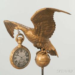 Watch and Clockmaker's Trade Sign
