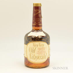 Very Very Old Fitzgerald 12 Years Old 1965, 1 750ml bottle
