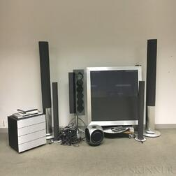 Bang & Olufsen Home Theater System